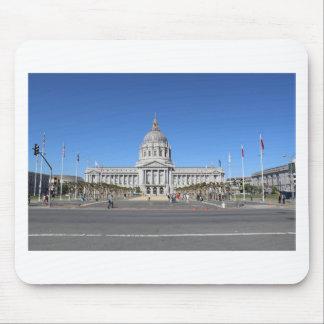 San Francisco Capitol Building Mouse Pads