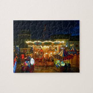 San Francisco Carousel Pier 39 #2 Jigsaw Puzzle