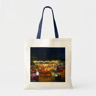 San Francisco Carousel Pier 39 #2 Tote Bag