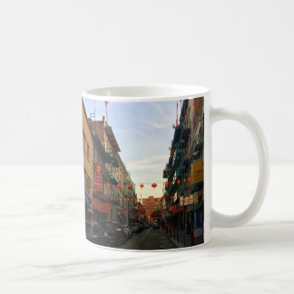 San Francisco Chinatown Lanterns #2 Mug