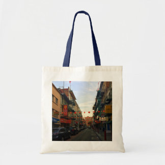 San Francisco Chinatown Lanterns #2 Tote Bag