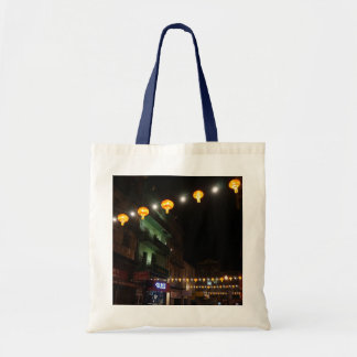 San Francisco Chinatown Lanterns #3 Tote Bag