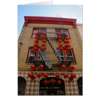 San Francisco Chinatown Temple iPhone 8/7 Case Card