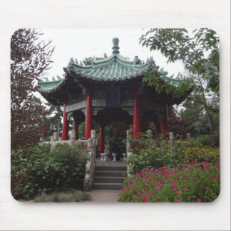 San Francisco Chinese Pavilion Mousepad