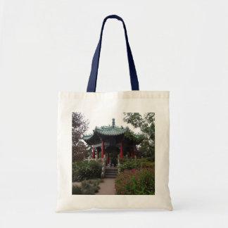 San Francisco Chinese Pavilion Tote Bag