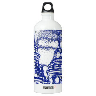 San Francisco Church in Blue SIGG Traveller 1.0L Water Bottle