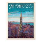 San Francisco   City By The Bay Postcard