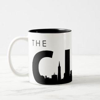 San Francisco Coffee Cup