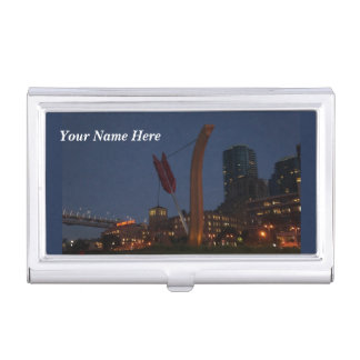 San Francisco Cupid's Span #3 Business Card Holder