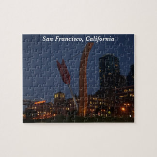 San Francisco Cupid's Span #3 Jigsaw Puzzle