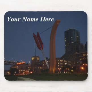 San Francisco Cupid's Span #3 Mousepad