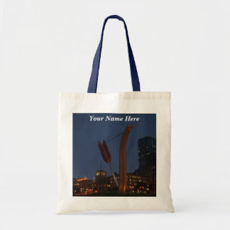 San Francisco Cupid's Span #3 Tote Bag