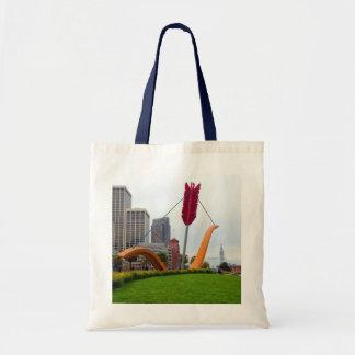 San Francisco Cupid's Span #6 Tote Bag