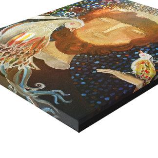 San Francisco de Assis Canvas Print