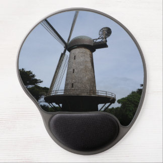 San Francisco Dutch Windmill Gel Mousepad