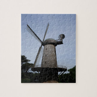 San Francisco Dutch Windmill Jigsaw Puzzle