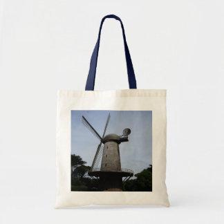 San Francisco Dutch Windmill Tote Bag
