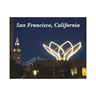 San Francisco Embarcadero #2 Canvas