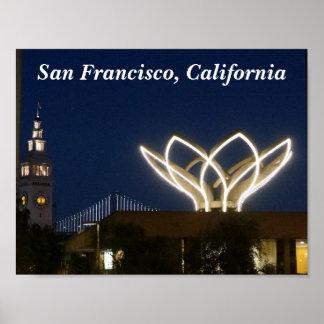 San Francisco Embarcadero #2 Poster