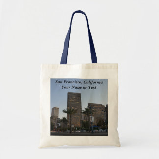 San Francisco Embarcadero #3 Tote Bag