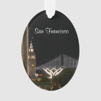 San Francisco Embarcadero #6 Ornament