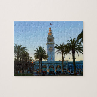 San Francisco Ferry Building #11 Jigsaw Puzzle