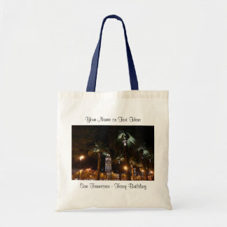 San Francisco Ferry Building #14 Tote Bag