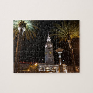 San Francisco Ferry Building #15 Jigsaw Puzzle