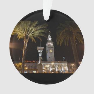 San Francisco Ferry Building #16-1 Ornament
