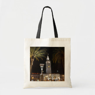 San Francisco Ferry Building #16-3 Tote Bag