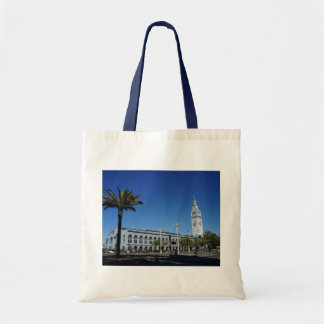 San Francisco Ferry Building #2 Tote Bag