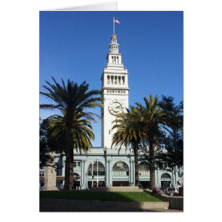 San Francisco Ferry Building #3 Card