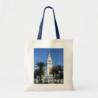San Francisco Ferry Building #3 Tote Bag