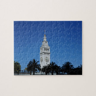 San Francisco Ferry Building #4 Jigsaw Puzzle