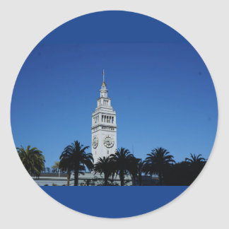 San Francisco Ferry Building #4 Stickers