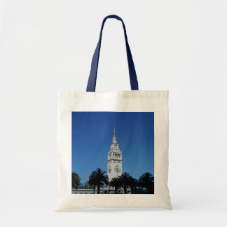 San Francisco Ferry Building #4 Tote Bag