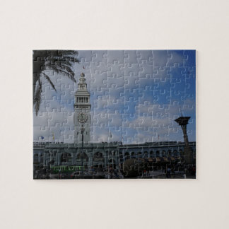 San Francisco Ferry Building #9 Jigsaw Puzzle