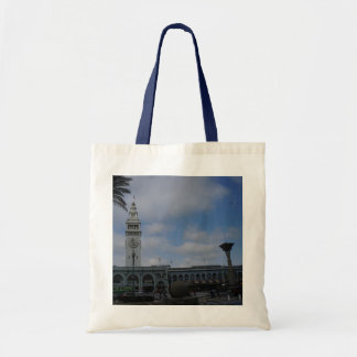 San Francisco Ferry Building #9 Tote Bag