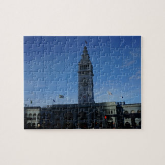 San Francisco Ferry Building Jigsaw Puzzle