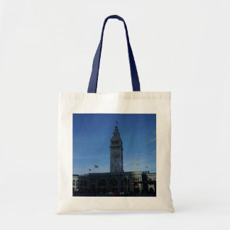San Francisco Ferry Building Tote Bag
