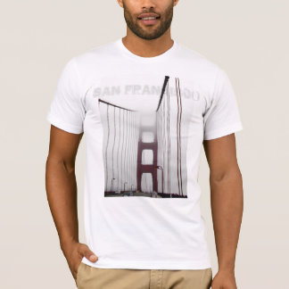 San Francisco Fog (Front) T-Shirt