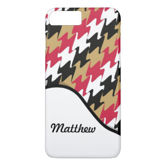 San Francisco Football Red and Gold Color iPhone 7 Plus Case