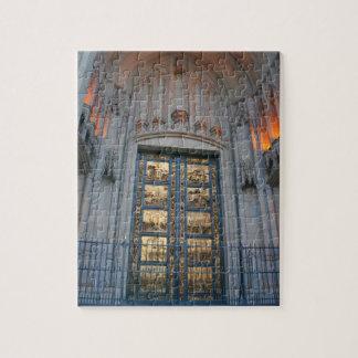 San Francisco Ghiberti Doors Jigsaw Puzzle