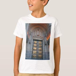 San Francisco Ghiberti Doors Kids T-shirt