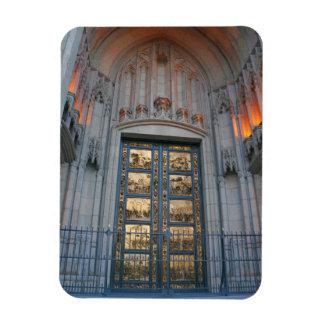San Francisco Ghiberti Doors Magnet