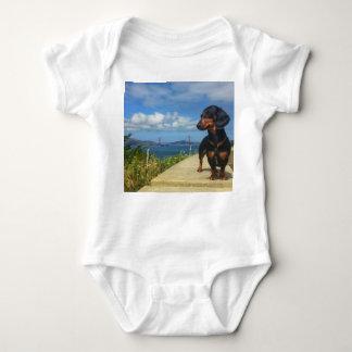 San Francisco Golden Gate Baby Bodysuit