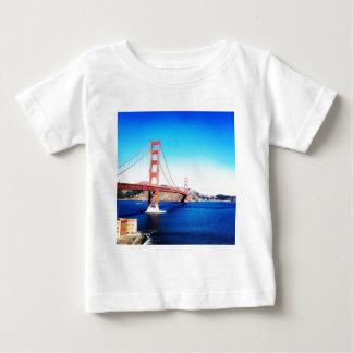 San Francisco Golden Gate Bridge California Baby T-Shirt