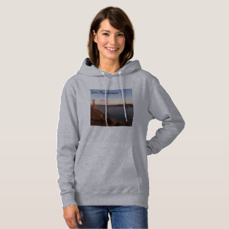 San Francisco Golden Gate Bridge Hoodie
