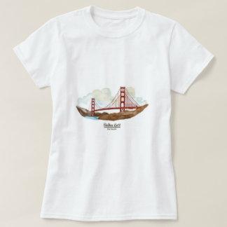 San Francisco Golden Gate Bridge T-Shirt