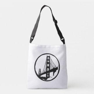 San Francisco Golden Gate Bridge Tote Bag
